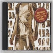 Click here for more info about 'Bon Jovi - 100,000,000 Bon Jovi Fans Can't Be Wrong Box Set Sampler'