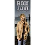 Click here for more info about 'Bon Jovi - 2008 Official Slim Calendar'
