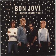 Click here for more info about 'Bon Jovi - All About Lovin' You'