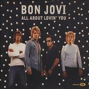 Click here for more info about 'Bon Jovi - All About Loving You'