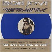 Click here for more info about 'Bon Jovi - Always - Blue Vinyl'