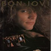 Bon Jovi An Illustrated Biography UK book