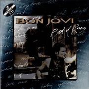 Click here for more info about 'Bon Jovi - Bed Of Roses - 2-track - Wallet'