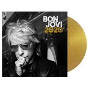 Click here for more info about 'Bon Jovi - Bon Jovi: 2020 - Gold Vinyl - Sealed'