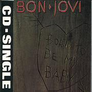 Click here for more info about 'Born To Be My Baby - jewel case'