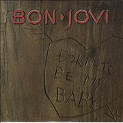 Click here for more info about 'Bon Jovi - Born To Be My Baby'