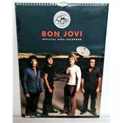 Click here for more info about 'Bon Jovi - Calendar 2003'