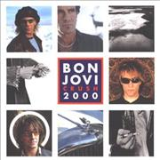 Click here for more info about 'Bon Jovi - Crush 2000 Tour Programme'