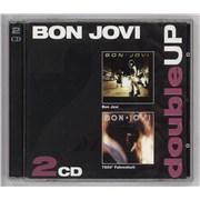 Click here for more info about 'Bon Jovi - Double Up - Bon Jovi & 7800° Fahrenheit'