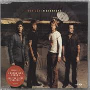 Click here for more info about 'Bon Jovi - Everyday'