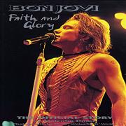 Bon Jovi Faith And Glory UK book