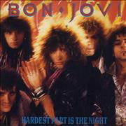Click here for more info about 'Bon Jovi - Hardest Part Is The Night'