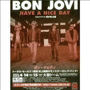 Click here for more info about 'Bon Jovi - Have A Nice Day'