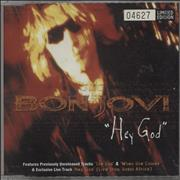 Click here for more info about 'Bon Jovi - Hey God - Numbered - Part 1'