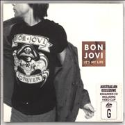 Click here for more info about 'Bon Jovi - It's My Life'