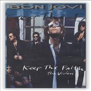 Click here for more info about 'Bon Jovi - Keep The Faith - The Videos'