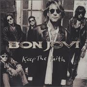 Click here for more info about 'Bon Jovi - Keep The Faith'