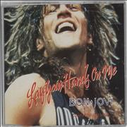 Click here for more info about 'Bon Jovi - Lay Your Hands On Me'