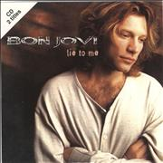 Click here for more info about 'Bon Jovi - Lie To Me - 2-trk'