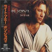 Click here for more info about 'Bon Jovi - Lie To Me - Sealed'