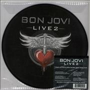 Click here for more info about 'Bon Jovi - Live 2 - RSD BF14'