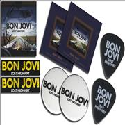 Click here for more info about 'Bon Jovi - Lost Highway - The Ultimate Collection'