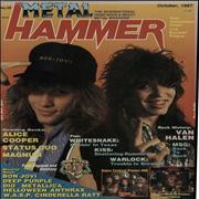 Click here for more info about 'Metal Hammer Magazine - Metal Hammer Vol.2 No.10'