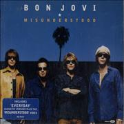 Click here for more info about 'Bon Jovi - Misunderstood'