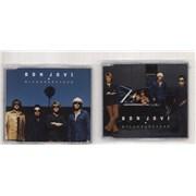 Click here for more info about 'Bon Jovi - Misunderstood'