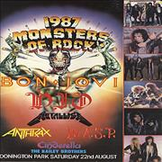 Click here for more info about 'Monsters Of Rock 1987'