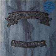 Click here for more info about 'Bon Jovi - New Jersey - Stickered sleeve'
