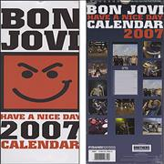 Click here for more info about 'Official 2007 Slim Calendar'