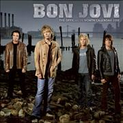 Click here for more info about 'Bon Jovi - Official Calendar 2008'