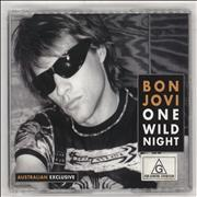 Click here for more info about 'Bon Jovi - One Wild Night - Part 2'