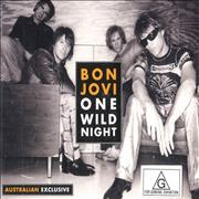 Click here for more info about 'Bon Jovi - One Wild Night'