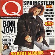 Click here for more info about 'Q Magazine'