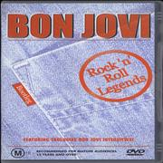 Click here for more info about 'Bon Jovi - Rock 'n' Roll Legends'
