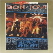 Click here for more info about 'Bon Jovi - Slippery When Wet - The Videos'