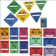 Click here for more info about 'Bon Jovi - Slippery When Wet World Tour 86-87 - Tour Pass Pack'