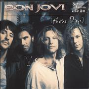 Click here for more info about 'Bon Jovi - These Days - Double'