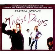 Click here for more info about 'Bon Jovi - These Days - Part 2'