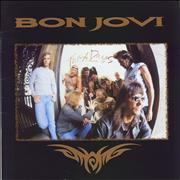 Click here for more info about 'Bon Jovi - These Days - World Tour + Ticket Stub'