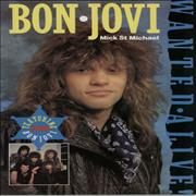 Click here for more info about 'Bon Jovi - Wanted Alive!'