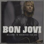 Click here for more info about 'Bon Jovi - Welcome To Wherever You Are'