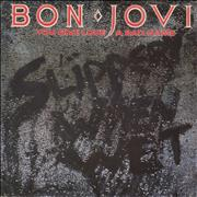Click here for more info about 'Bon Jovi - You Give Love A Bad Name - Misprint Label'