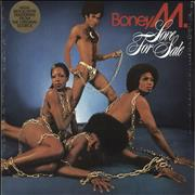 Click here for more info about 'Boney M - Love For Sale + Shrinkwrap'