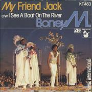 Click here for more info about 'Boney M - My Friend Jack'
