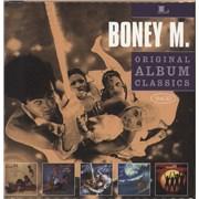 Click here for more info about 'Boney M - Original Album Classics'