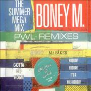 Click here for more info about 'Boney M - The Summer Mega Mix'