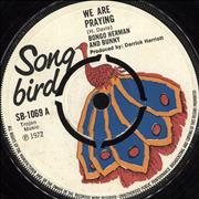 Click here for more info about 'Bongo Herman - We Are Praying'
